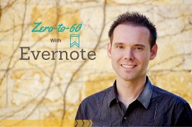 Zero-to-60 with Evernote
