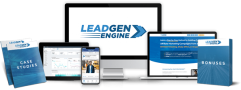 [GB] Charles NGO – Affiliate Marketing 2.0-Leadgen Engine