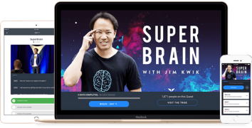 Jim Kwik – Unleash Your Brain – Value $495