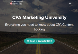 Brandon Belcher – CPA Marketing University – Value $250