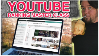 YouTube Ranking Master Class + 3 Bonuses Included