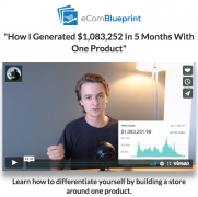 Gabriel St-Germain – Ecom Blueprint – Value $297