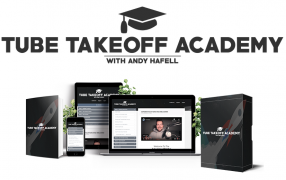 Andy Hafell – Tube Takeoff – Value $997