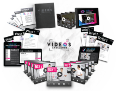 Peng Joon – Videos Gamechanger Challenge – Value $97