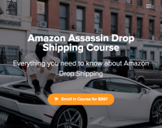 Matthew Gambrell – Amazon Assassin Drop Shipping Course – Value $997