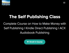 Raman – The Self Publishing Class – Value $597