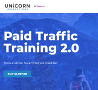 Maxwell Finn – Paid Traffic Training 2.0