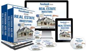 Wholesale Hackers – Facebook Ads for Real Estate – Value $499