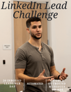 Jimmy Coleman – LinkedIn Lead Challenge – Value $1997