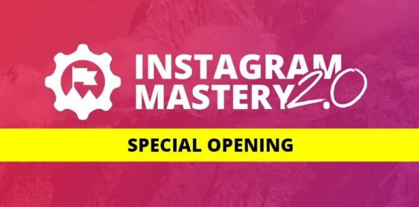 Millionaire-Mafia-Instagram-Mastery-2.0-2019