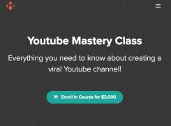 Kody – Youtube Mastery Class – Value $2420