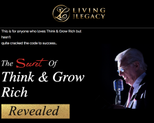 Bob Proctor – Living the Legacy – Value $1995