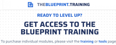 Ryan Stewart – The Blueprint Training 2019 – Value $2999