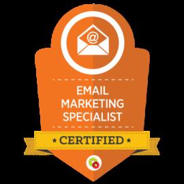 email-marketing-badge