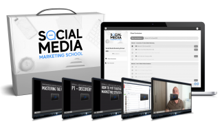 Jordan platten – Social Media Marketing School – Value $997