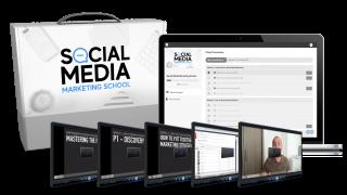 Jordan platten – Social Media Marketing School – Value $997