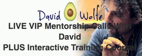 David Wolfe – Inner Circle Membership – $99