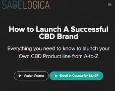 Dr. Bee Thomas & Matt Sibert – How to Launch A Successful CBD Brand – Value $1497