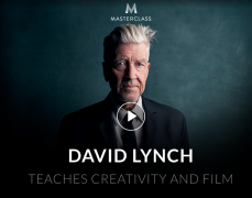 David Lynch – Teaches Creativity and Film – Value $90