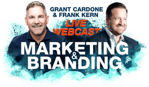 Grant Cardone and Frank Kern – Branding Webinar – Value $47