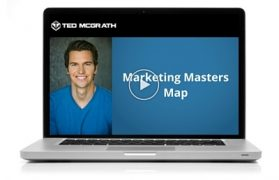 Ted McGrath – Marketing Masters Map – Value $99