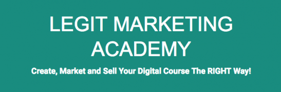 Jon Penberthy – Legit Marketing Academy 2019 – Value $1995