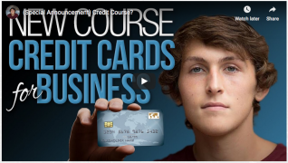 Beau Crabill – Credit Cards for Business – Value $297