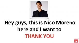 Nick Moreno – 12k Chatbot – Value $37