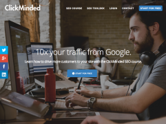 Tommy Griffith – The ClickMinded SEO Course – Value $ 497