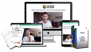 Myles Dunphy – FBA Freedom Accelerator – Value $1197