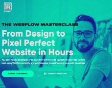 Ran Segall – Webflow Masterclass – Value $695