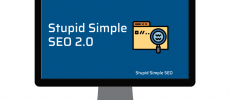 [GB] Stupid Simple SEO 2.0 Advanced – Guaranteed Google Page 1 Rankings Today