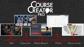 Parker Walbeck – Course Creator Pro – Value $997