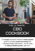 Depesh Mandalia – Ultimate CBO Cookbook – Value $197
