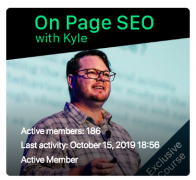 Kyle Roof – On Page SEO – Value $795