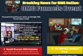 OMG Funnels Event – Value $999