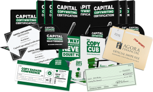 The Jason Capital Copywriting Certification Program – Value $1500