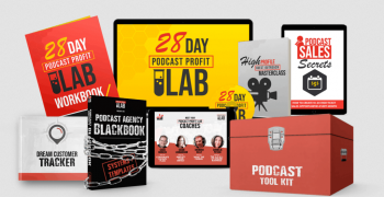 [GB] Jamie Atkinson – 28 Day Podcast Profit LAB