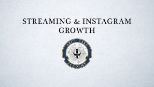 [GB] Ari Herstand and Lucidious – Streaming & Instagram Growth