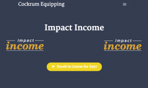 [GB] Trey Cockrum – Impact Income