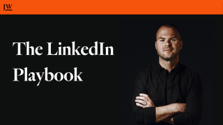 Justin Welsh – The LinkedIn Playbook – Value $129