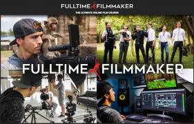 Parker Walbeck – Full Time Filmmaker – $799