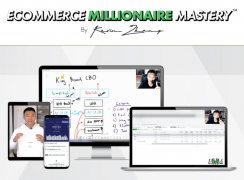 [GB] Kevin Zhang – Ecommerce Millionaire Mastery