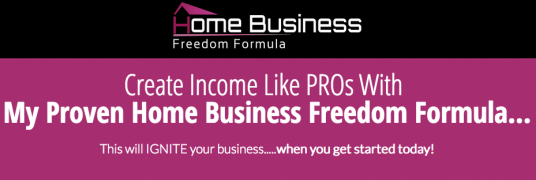 Caity Hunt – Home Business Freedom Formula – Value $1997