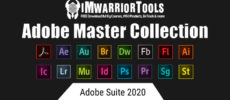 Special Offer: Adobe Master Collection CC 2020 v2 February x64 Multilingual (Windows) @ $65