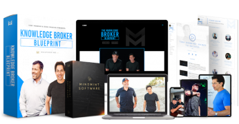 Tony Robbins, Dean Graziosi – The Knowledge Broker Blueprint – Value $1997