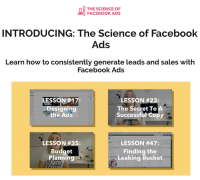 Mojca Zove – The Science of Facebook Ads Professional