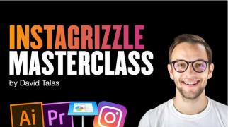 David Talas – Instagrizzle Masterclass