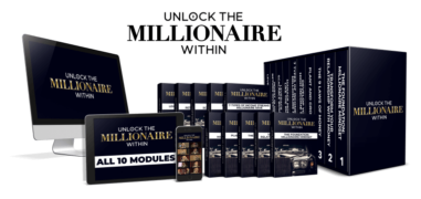 Dan Lok – Unlock the Miliionaire Within – Value $297