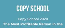 [GB] Còpyhackërs – Còpy Schòol 2020